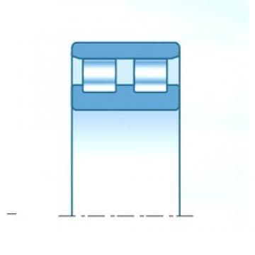 170 mm x 230 mm x 45 mm  NTN NN3934C1NAP4 cylindrical roller bearings