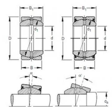 Timken 32SF52 plain bearings