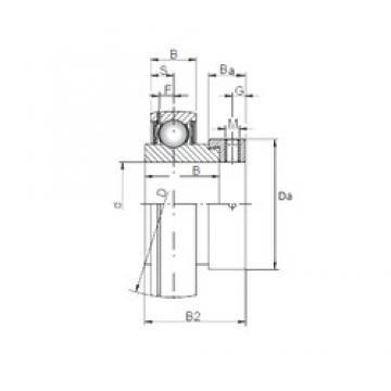 60 mm x 110 mm x 37,2 mm  ISO SA212 deep groove ball bearings