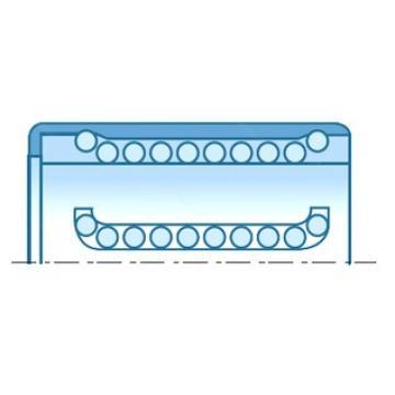 NTN KH4060LL linear bearings