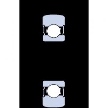 25 mm x 62 mm x 15 mm  SKF 361205 R deep groove ball bearings
