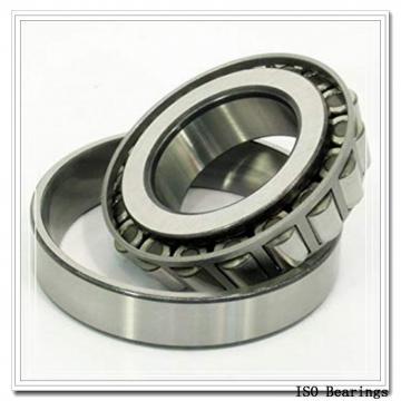 ISO 3318-2RS angular contact ball bearings