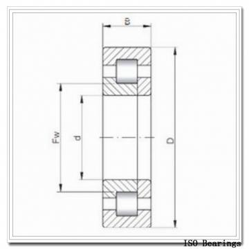 45 mm x 100 mm x 36 mm  ISO 4309-2RS deep groove ball bearings
