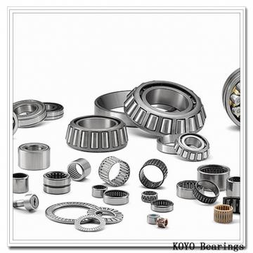 KOYO 46292A tapered roller bearings