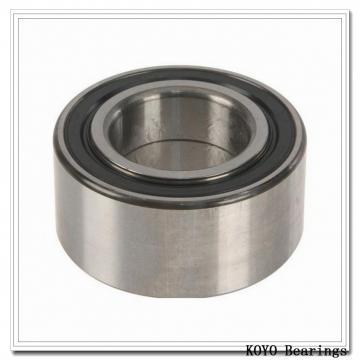 10 mm x 22 mm x 6 mm  KOYO 3NCHAC900C angular contact ball bearings