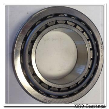 180 mm x 280 mm x 46 mm  KOYO 7036B angular contact ball bearings
