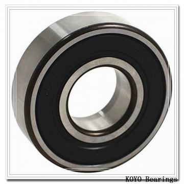 30 mm x 72 mm x 19 mm  KOYO 30306JR tapered roller bearings