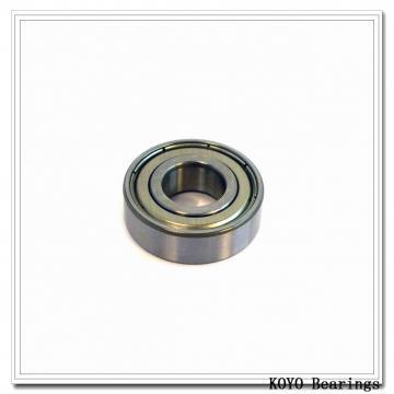 5 mm x 11 mm x 3 mm  ISO F685 deep groove ball bearings