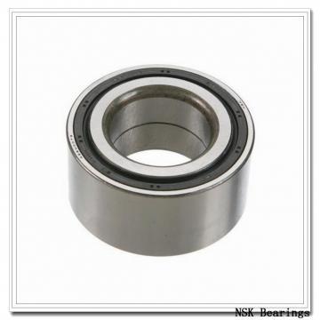 85 mm x 180 mm x 41 mm  NSK HR30317J tapered roller bearings