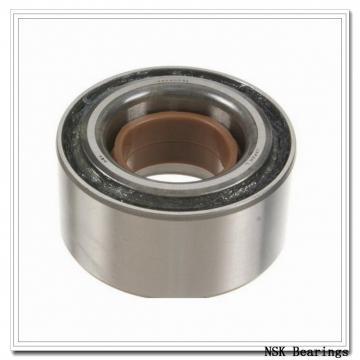 35 mm x 50 mm x 34 mm  NSK NAFW355034 needle roller bearings