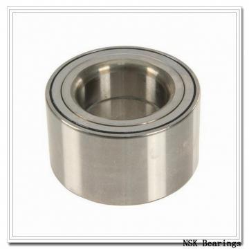 90 mm x 190 mm x 43 mm  NSK 21318EAE4 spherical roller bearings