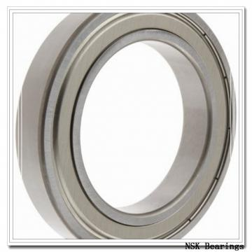 130 mm x 280 mm x 93 mm  NSK NUP2326EM cylindrical roller bearings