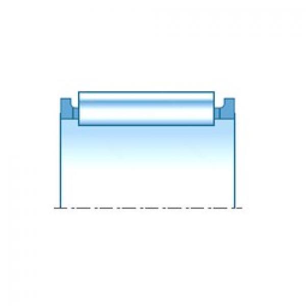 NTN PK30X38X23.8 needle roller bearings #2 image