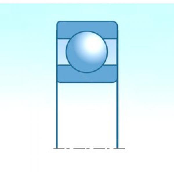12 mm x 42 mm x 10 mm  NSK B12-53C4 deep groove ball bearings #1 image