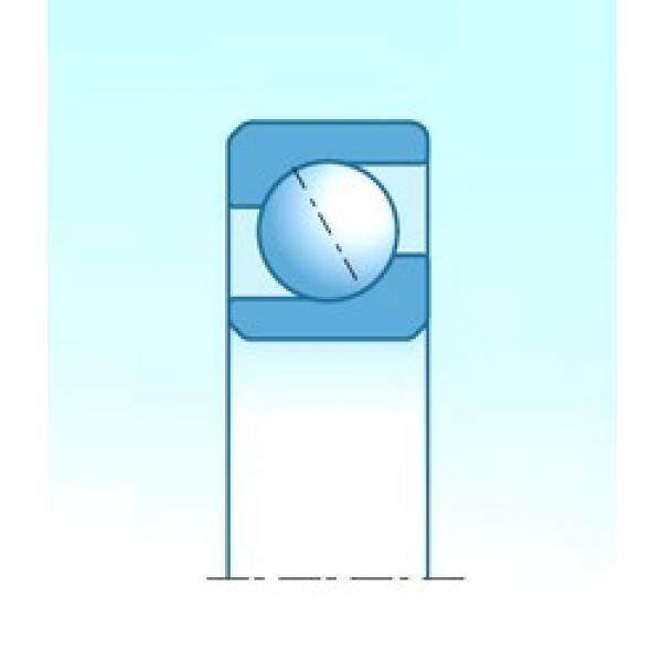 17 mm x 40 mm x 12 mm  NTN 7203CGNP4 angular contact ball bearings #2 image