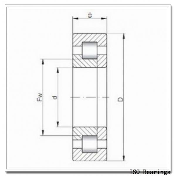 85 mm x 150 mm x 28 mm  NSK 7217 B angular contact ball bearings #1 image