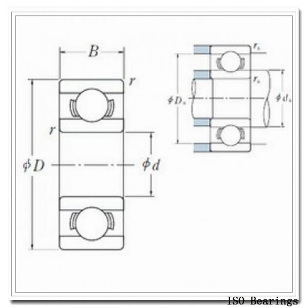 90,000 mm x 190,000 mm x 215,000 mm  NTN 7318BDTBTT angular contact ball bearings #1 image