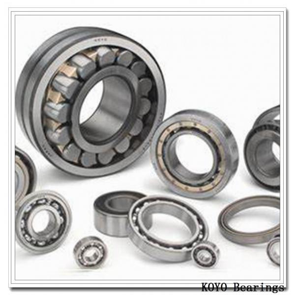 15 mm x 35 mm x 11 mm  KOYO 6202 deep groove ball bearings #1 image