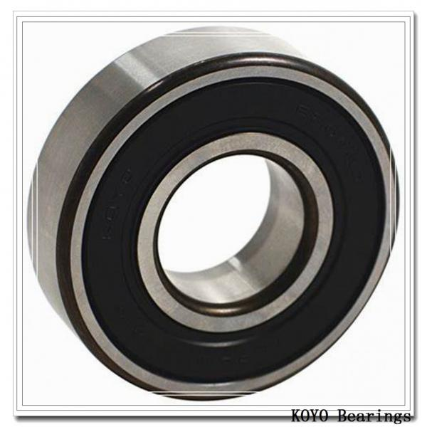 Toyana 11162/11315 tapered roller bearings #1 image