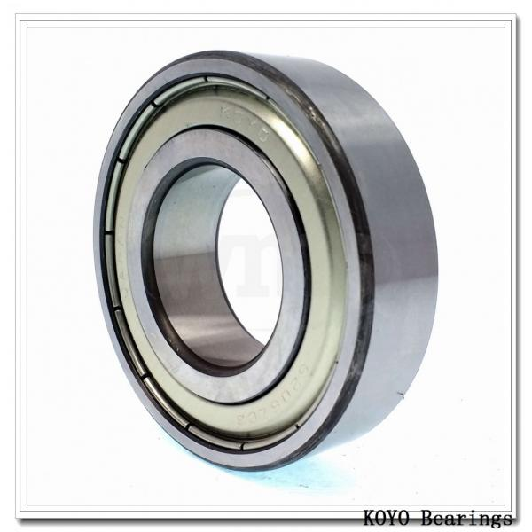 Toyana 11162/11315 tapered roller bearings #2 image