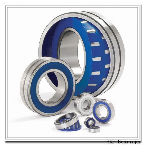 50 mm x 110 mm x 40 mm  NSK 22310EAE4 spherical roller bearings #1 image