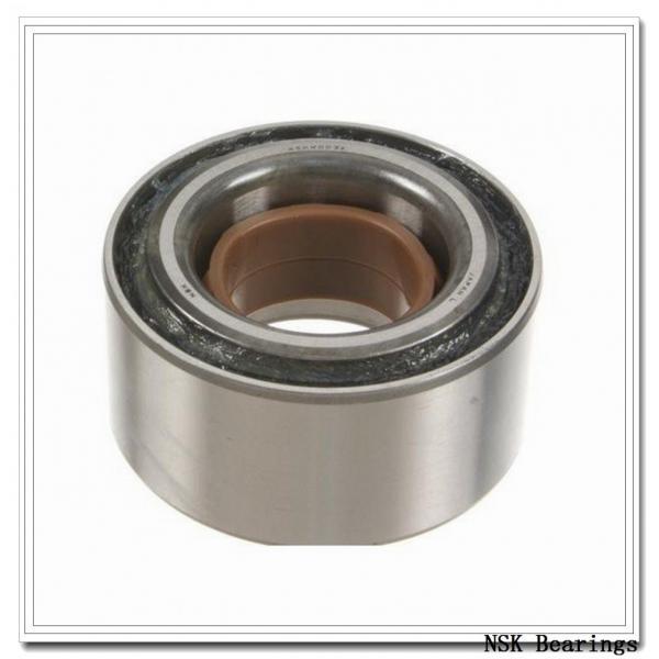 100 mm x 150 mm x 30 mm  NSK 100BER20SV1V angular contact ball bearings #1 image